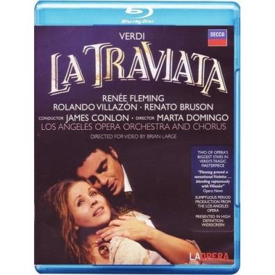 Renee Fleming (Рене Флеминг): Verdi: La Traviata