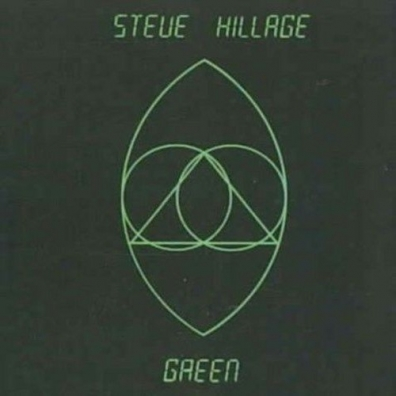 Steve Hillage (Стив Хиллидж): Green