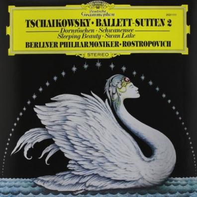Mstislav Rostropovich (Мстислав Ростропович): Tchaikovsky: Ballet Suites II - Swan Lake; Sleeping Beauty