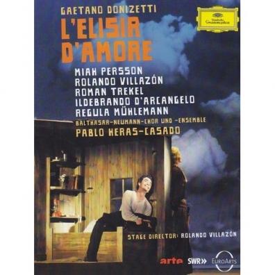Rolando Villazon (Роландо Вильясон): Donizetti: L'elisir D'amore
