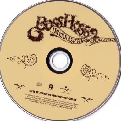 The BossHoss (Зе Боссхосс): Internashville Urban Hymns