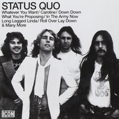 Status Quo (Статус Кво): Icon