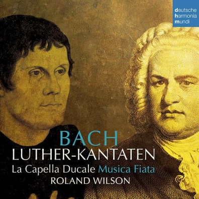 Musica Fiata (Музика Фиата): Luther-Kantaten