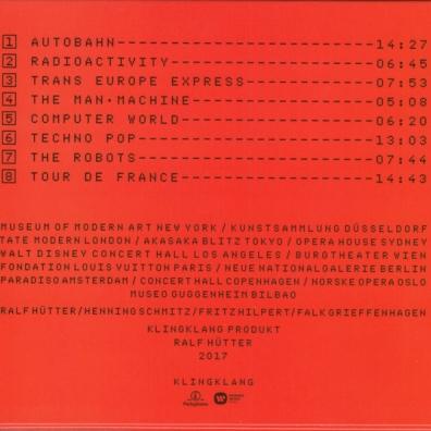 Kraftwerk (Крафтверк): 12345678 3-D