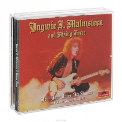 Yngwie Malmsteen (Ингви Мальмстин): The Polydor Years