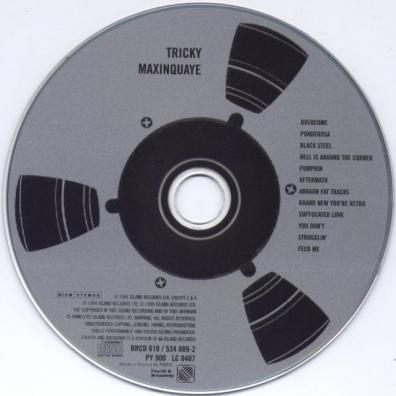 Tricky (Трики): Maxinquaye