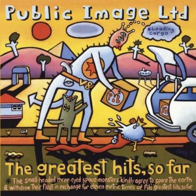 Public Image Limited (Паблик Имидж Лимитед): The Greatest Hits... So Far