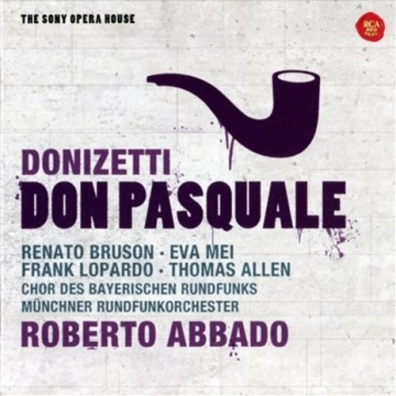 Roberto Abbado (Роберто Аббадо): Don Pasquale