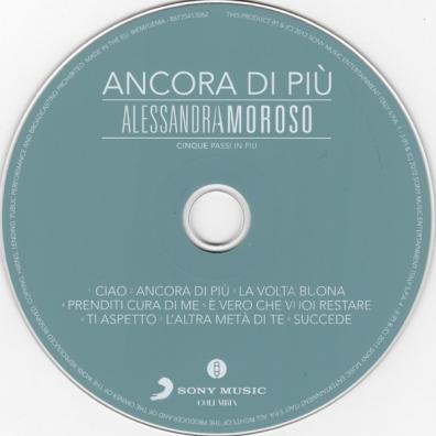 Alessandra Amoroso (Алессандра Аморозо): Ancora Di Piu - Cinque Passi In Piu