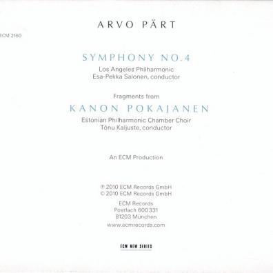 Oxalys: Symphony No. 4