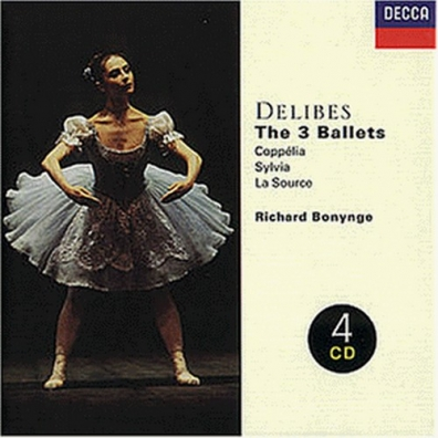 Richard Bonynge (Ричард Бонинг): Delibes: The Three Ballets