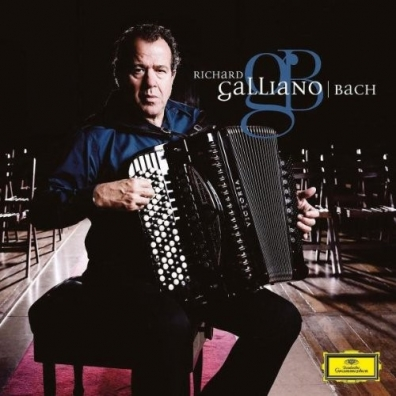 Richard Galliano (Ришар Гальяно): Bach