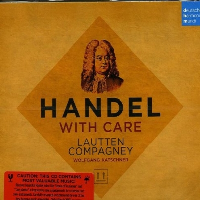 Lautten Compagney: Handel With Care