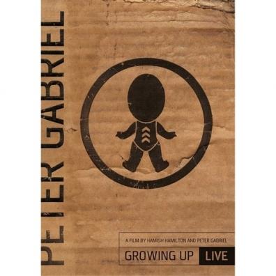 Peter Gabriel (Питер Гэбриэл): Growing Up Live
