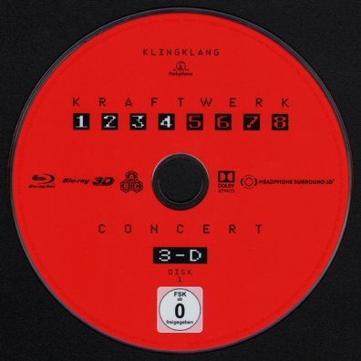 Kraftwerk: 3-D The Catalogue