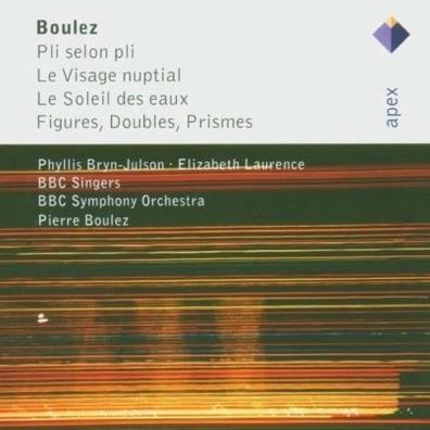 Pierre Boulez (Пьер Булез): Vocal & Orchestral Works