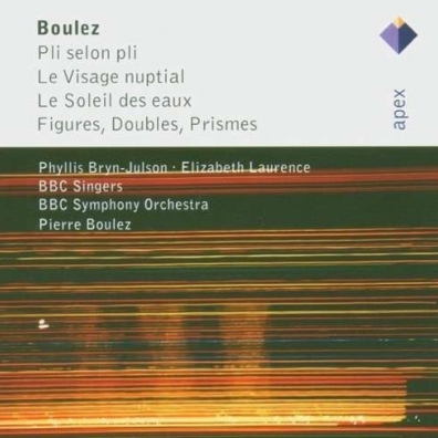Pierre Boulez (Пьер Булез): Vocal & Orchestral Works