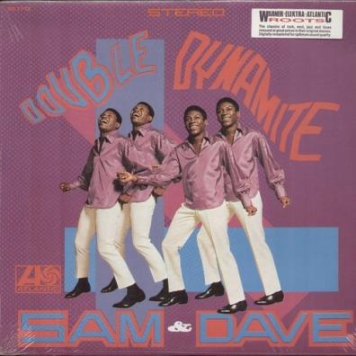 Sam & Dave (Сэм и Дэйв): Double Dynamite