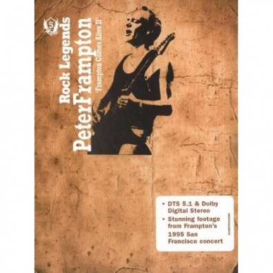 Peter Frampton (Питер Фрэмптон): Frampton Comes Alive II