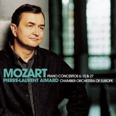 Pierre-Laurent Aimard (Пьер-Лоран Эмар): Piano Concertos Nos 6, 15 & 29