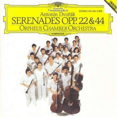 Orpheus Chamber Orchestra: Dvorak: Serenades