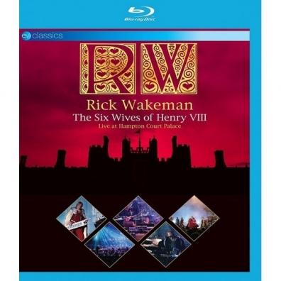 Rick Wakeman (Рик Уэйкман): The Six Wives Of Henry VIII