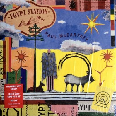 Paul McCartney (Пол Маккартни): Egypt Station