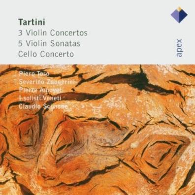 Piero Toso (Пьеро Тосо): Violin Concertos, Violin Sonatas & Cello Concerto