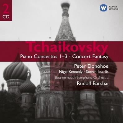 Rudolf Barshai (Рудольф Баршай): Piano Concerto Nos. 1-3/Fantasy