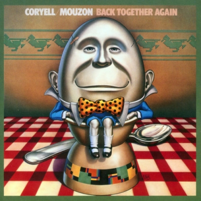 Larry Coryell (Ларри Корьелл): Back Together Again