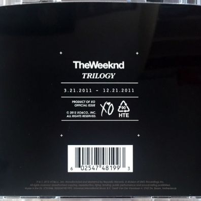 The Weeknd (Уикенд): Thursday