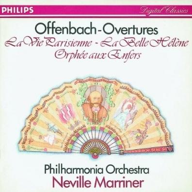 Sir Neville Marriner (Невилл Марринер): Offenbach: Overtures - La Belle Helene