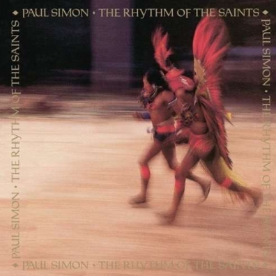 Paul Simon (Пол Саймон): The Rhythm Of The Saints