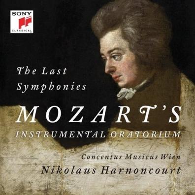 Nikolaus Harnoncourt (Николаус Арнонкур): The Last Symphonies