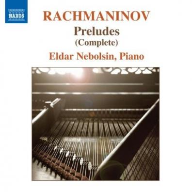 Sergey Rachmaninov: Compl. Preludes