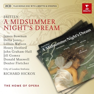 Richard Hickox (Ричард Хикокс): A Midsummer Night's Dream