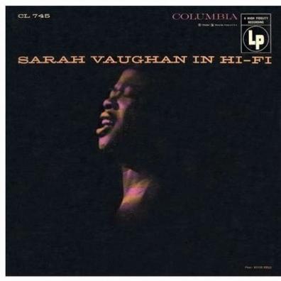Sarah Vaughan (Сара Вон): Sarah Vaughan In Hi-Fi