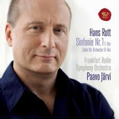 Paavo Jarvi (Пааво Ярви): Symphony No. 1/Suite For Orchestra