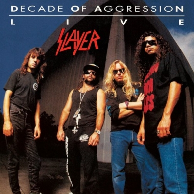 Slayer (Слейер): Live: Decade Of Aggression