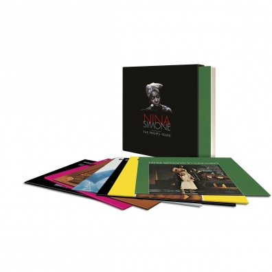 Nina Simone (Нина Симон): The Complete Philips Albums