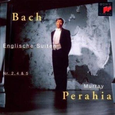 Murray Perahia (Мюррей Перайя): English Suites Nos. 2, 4 & 5