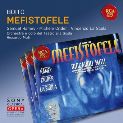 Riccardo Muti (Риккардо Мути): Mefistofele