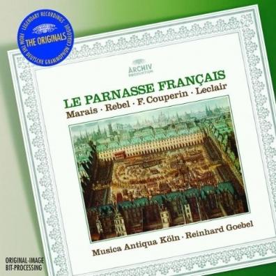 Reinhard Goebel: Marais/ Rebel/ Couperin/ Leclair