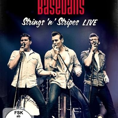 The Baseballs (Зе Басебалс): Strings 'N' Stripes Live: Premium Version