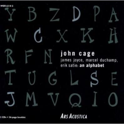 John Cage (Джон Кейдж): Cage: James Joyce / Marcel Duchamp