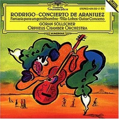 Orpheus Chamber Orchestra: Rodrigo: Concierto de Aranjuez / Villa-Lobos: Guit