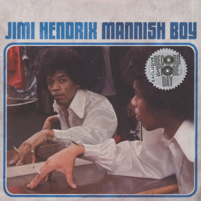 Jimi Hendrix (Джими Хендрикс): Mannish Boy / Trash Man