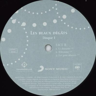 Francis Cabrel (Франсис Кабрель): Les Beaux Degats