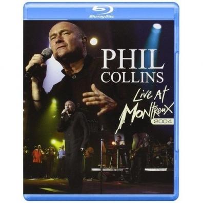 Phil Collins (Фил Коллинз): Live At Montreux 2004
