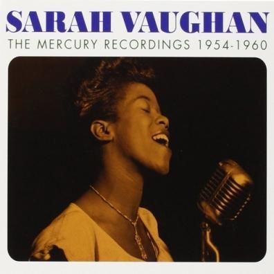 Sarah Vaughan: The Mercury Recordings 1954-1960